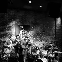 """#howardwiley with his other quartet smoking through """"giant steps"""" by #johncoltrane ...#jazz #livemusic #DTSJ #saxophone"""