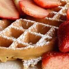 Croccante fuori e morbido dentro … il waffle #sweetfuudly