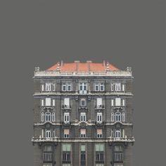 Urban Symmetry - Zsolt Hlinka Photography