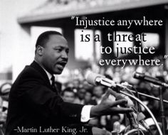 Today we remember the life and work of a great man and a true American hero who fought for justice for all. What are some ways we can honor MLK, today and all of the days of the year? #MLKday2014