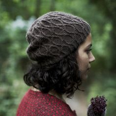 Ravelry: Oak Knot pattern by Juju Vail and Susan Cropper