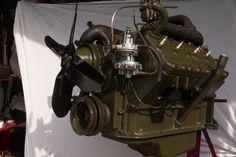 346 Cadillac Flathead | Der Flathead steht nun zum Einbau be… | Flickr