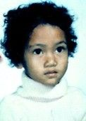 Volith Long age 6 was strangled and raped by a random person in Travis county Texas on March 13, 1985. The killer is unidentified.