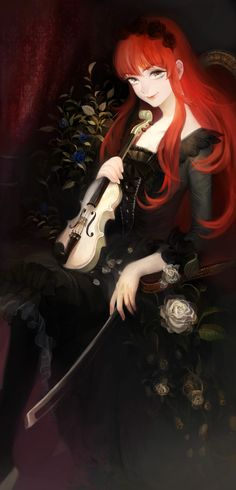 with violin http://e-shuushuu.net/images/2012-10-06-533452.jpeg