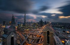 "Dubai 60 sec - Rare cloudy sunset in Dubai with moving clouds, calling for long exposures!  My website: <a><a href=""http://www.danielcheongphotography.com"">www.danielcheongphotography.com</a> Follow me on <a href=""http://www.facebook.com/danielcheongphotography"">Facebook</a> 