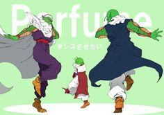 Piccolo, Dende, and Nail