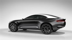 2015 Aston Martin DBX Concept Image