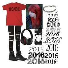 """First  set of 2k16"" by lost-forever-in-neverland ❤ liked on Polyvore featuring Converse and Beats by Dr. Dre"