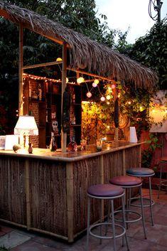 Negril Jamaica Tiki Bar Beach Destinations