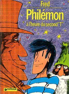 """""""À l'heure du second 'T'"""", un tome de Philémon, par Fred"""