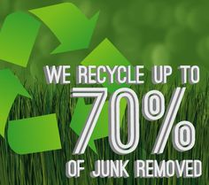 McJunk--the Triangle's Greenest, family-owned junk removal company!