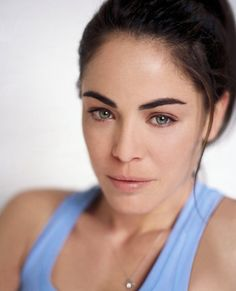 Yancy Butler - look at her eyes