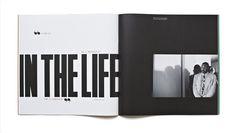 Jazz FM Booklet Matt Willey in Editorial Design