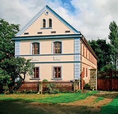 Chata, Vernacular Architecture, Folk, Cottage, Traditional, Mansions, Group, House Styles, Bohemia