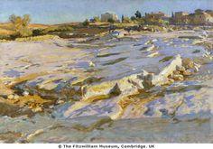 Painters, Mount, John Singer Sargent Landscapes, Plein Air, Sargent ...