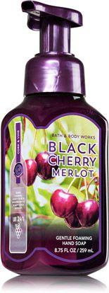 Black Cherry Merlot Gentle Foaming Hand Soap - Soap/Sanitizer - Bath & Body Works