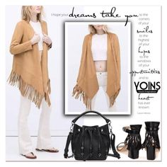 """YOINS"" by janee-oss ❤ liked on Polyvore featuring women's clothing, women, female, woman, misses and juniors"