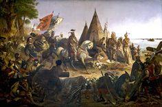 19th century American Paintings: Pioneers and Settlers