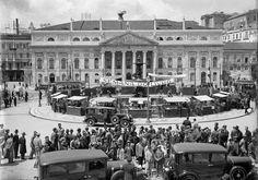 I Feira-do-Livro de Lisboa - Maio 1931