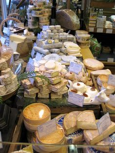 Parisian Cheese Shop