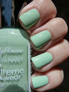 Sally Hansen Xtreme Wear Mint Sorbet