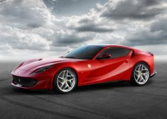 Ferrari 812 Superfast is the most powerful and fastest Ferrari ever. It will make its debut at the the 2017 Geneva International Motor Show.