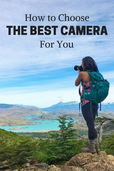 Wondering what camera you should buy to take better travel photos? This guide should help!