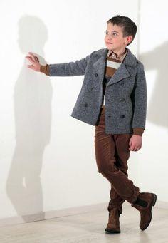 Il Gufo winter 2012 classic tailoring for boys