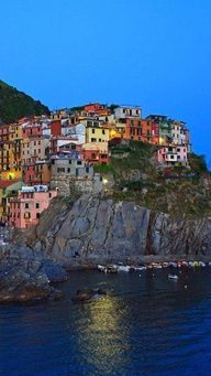 One of the Cinque Terre. Places Around The World, The Places Youll Go, Places To See, Around The Worlds, Wonderful Places, Beautiful Places, Travel Divas, Living In Italy, Need A Vacation