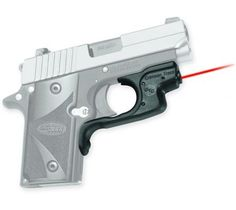 Crimson Trace LaserGuard Sight - Sig Sauer P238 Find our speedloader now! http://www.amazon.com/shops/raeind