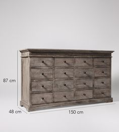 Hughes Chest Of Drawers | Swoon Editions