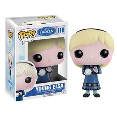 Disney Frozen POP Young Elsa Vinyl Figure
