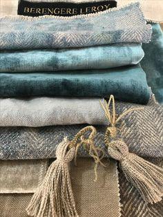 Les lins lavés Chevron de la collection Jungle Plaid, Decoration, Chevron, Burlap, Reusable Tote Bags, Cushions, Textiles, Couture, Business
