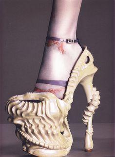 Alexander McQueen's Spring 2010 'Plato's Atlantis' RTW collection