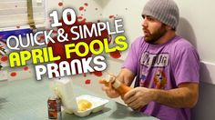 10 Hilarious APRIL FOOLS Pranks To Try At Home (Compilation): http://www.youtube.com/watch?v=kO8fZcO-458&utm_source=rss&utm_medium=Sendible&utm_campaign=RSS