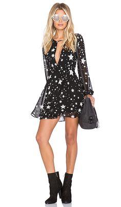 Lovers + Friends SU2C x REVOLVE Lana Dress in Star Print   REVOLVE