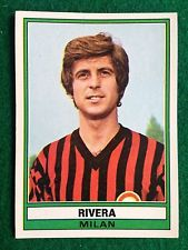 CALCIATORI 1973-74 73-1974 n 225 MILAN Gianni RIVERA , Figurina Panini NEW