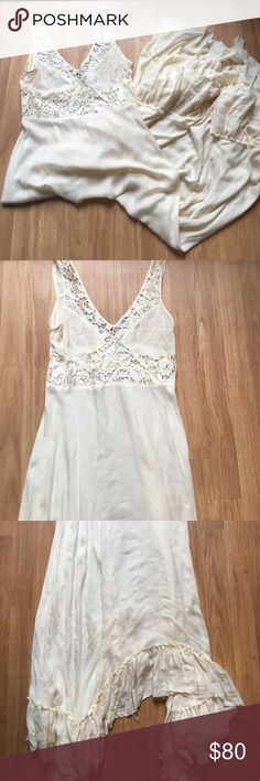 FREE PEOPLE : INTIMATELY Size : XS - TP never worn  🚫No trades // 🚫 Price is firm. Free People Dresses