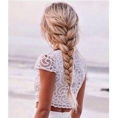 Cant Make A French Hair Braid Youre Welcome  HolidayHair #Hair #Trusper #Tip