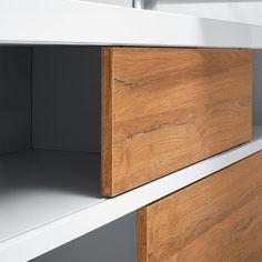 XAVIER Eckplult Cabinet, Storage, Furniture, Home Decor, Cuisine, Contentment, Office Workspace, Clothes Stand, Purse Storage