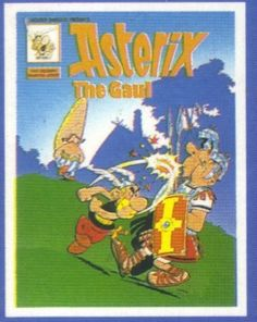 Asterix...The Gaul