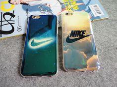 ブランド Nikeナイキ iphone 7/7 plus ケース 薄い アイフォン 6s プラス カバー 最安値 男女共通 iphone 6s ブルー