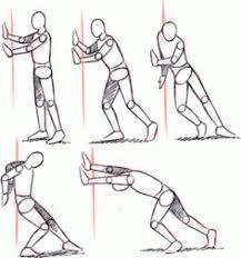 Image result for pushing the pose in comics | Art Reference