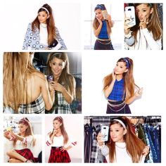 Obsessed with Ari Grande Seventeen photoshoot