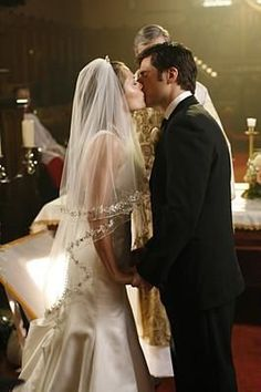 "I know this was just in a show they both played in but I still wish this was real lol :) ""Fake"" Jaggie/Shules Wedding Picture"