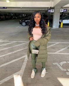 Baddie Outfits Casual, Cute Comfy Outfits, Cute Fall Outfits, Dope Outfits, Winter Fashion Outfits, Simple Outfits, Girl Outfits, Dressy Outfits, Black Girl Fashion