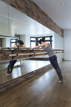 Barre Ballet - St Laurent