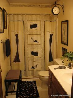 Bathroom decorating ideas luxury bathrooms for teens are for Cool bathroom ideas for girls