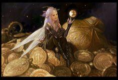 Gleaming Regalia - - for Magic the Gathering - ART by Iain McCaig (PRO) - Artist, writer and filmmaker Fantasy Races, High Fantasy, Fantasy Girl, Fantasy Paintings, Fantasy Artwork, Digital Paintings, Magical Creatures, Fantasy Creatures, Magic The Gathering