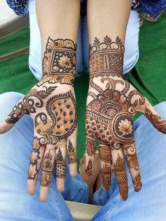 Arabian Mehndi Design, Mehndi Design Photos, Unique Mehndi Designs, Wedding Mehndi Designs, Mehndi Images, Henna Designs, Rajasthani Mehndi, Mehendi, Engagement Mehndi Designs